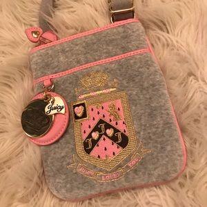 💗 Juicy Couture vintage velour bag 💗